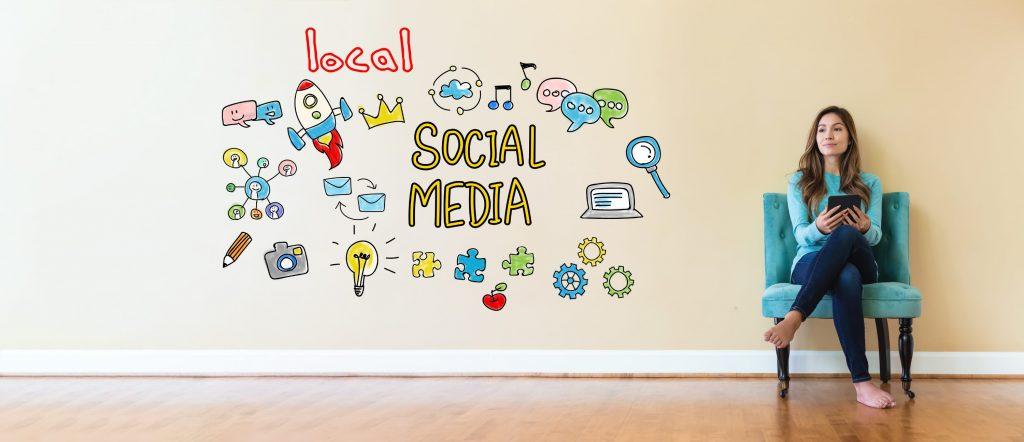 Image réseau social